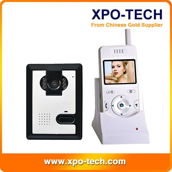 New design cheap Video Door Phone Intercom