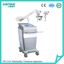 Sanwe SW-3101 Women Mastopathy Treatment Apparatus with Infrared Heating Therapy,SW-3101 Mastopathy Treatment Apparatus