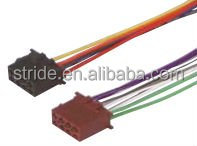 Car auto audio Wire Harness
