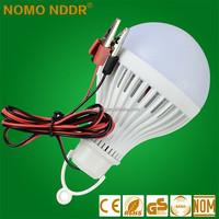 Factory direct sale led lighting E27 bulb SMD5630 DC 12v led lights