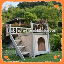China Made Custom Large Wooden New Pet Houses for Cats