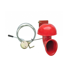 high quality 12v red animal cow bull horn with switch auto horn speaker for vehicle safety market
