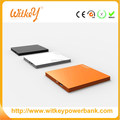 Ultra thin good design power bank 2000mah power bank