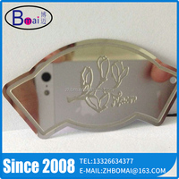 Good Performance Handmade Design Decorated Metal Book Marks