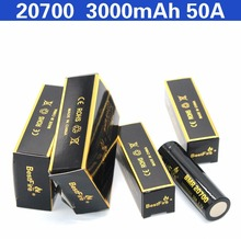 20700 Battery Li ion Battery Charger Electronic Cigarette Battery