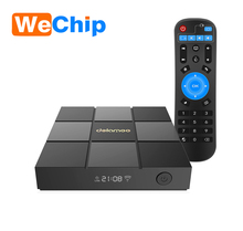 2017 WeChip Most Professional DOLAMEE D6 S905X 2G 8G android tv dongle With the Best Quality ott 6.0 tv box