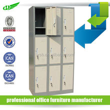 multi-drawers new design folding metal luxury shoe cabinet