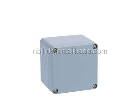 made in China aluminum seal box, custom-made metal electronic box