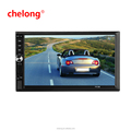 MP3 MP4 Double 2 Din Bluetooth 1080P FM Player Video Audio Radio USB TF card 7 inch Car Stereo GPS Navigation 7012G