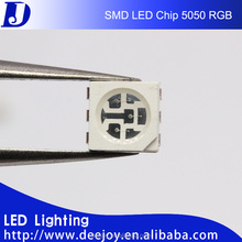 wholesale 0.2w smd 5050 rgbw rgb led chip for indoor outdoor lighting high quality factory price