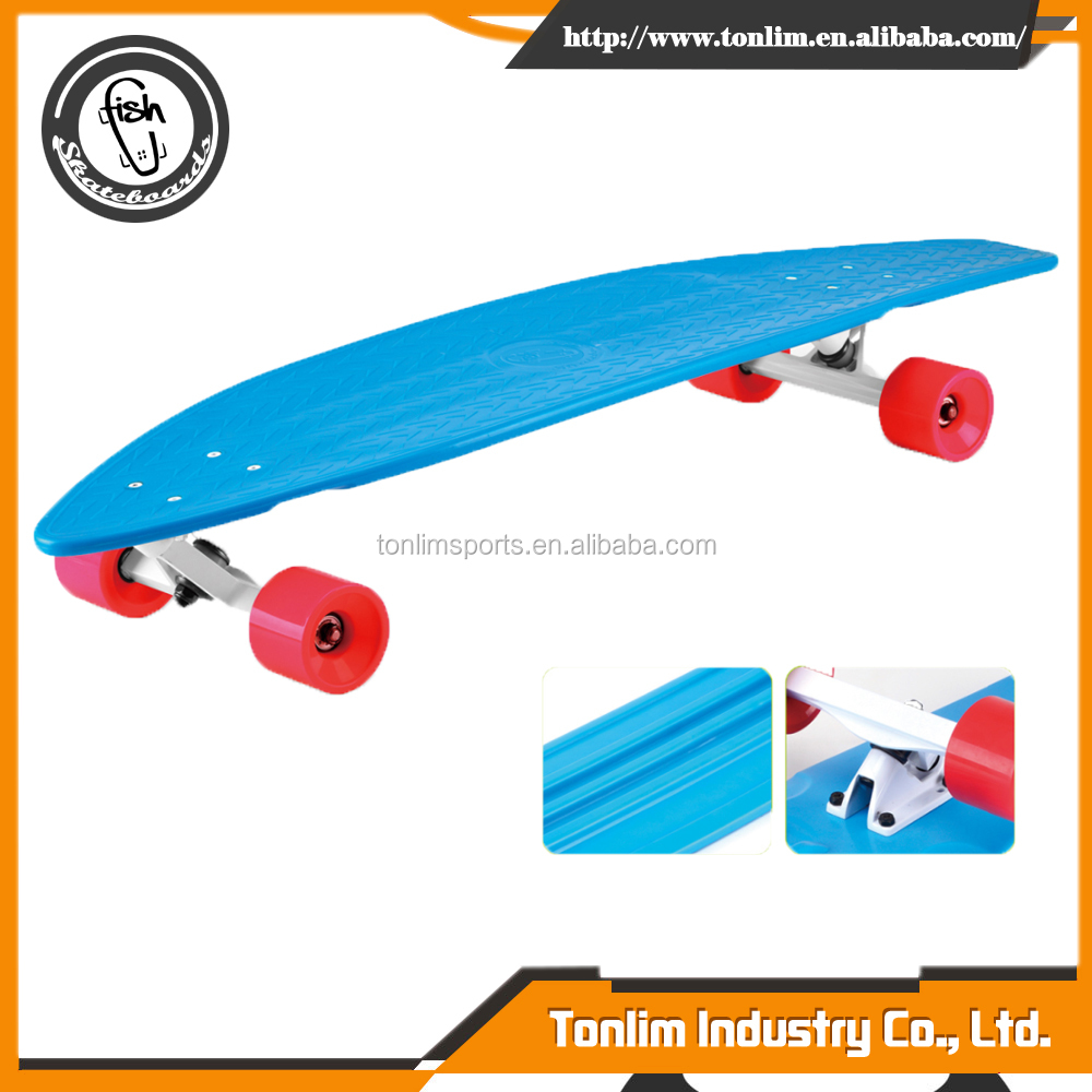 plain twist petrol skateboard