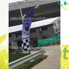 Various Shapes Flag Banner Accessory For