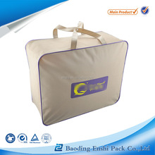 Popular Clear Pvc Zipper Tote Bags