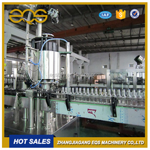 Hot Sale Stable Automatic Beer Bottle Filler and Capper Crown Cork Cap Capping Machine