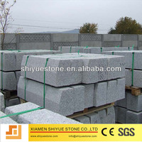 natural china g341 granite curbstone