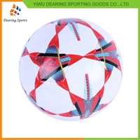 Factory Sale superior quality official soccer ball with different size