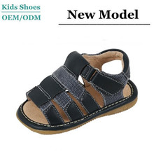 2014 Latest Italian Fashion Buckle Strap Cute Summer Baby Sandals For Boys