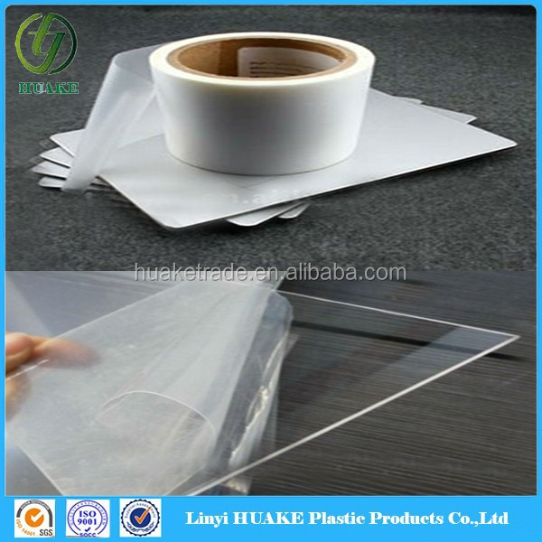 Stainless steel protect milky white protective film
