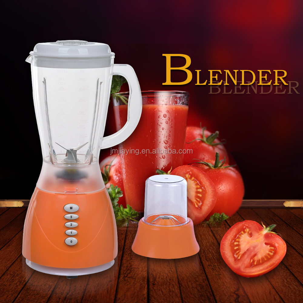 6.2USD 1.5L Plastic Jar Or Unbroken Jar High Quality Electric Blender