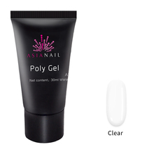 Asianail populaire dur gel faire extension nail et poly gel ongles