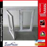 Double hinged windows with AS2047 certificate