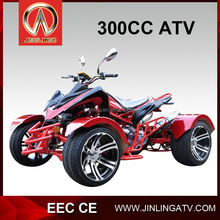 300cc water cooled adult sport ATV racing quad