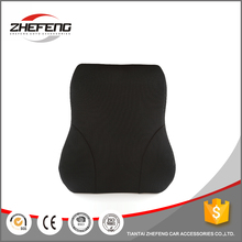 Cheap wholesale office chair memory foam backrest car cushion lumbar support back wedge pillow