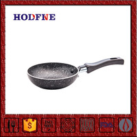 Factory Direct Sale Kitchen Cookware clear glass frying pan