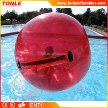 hot sale commerical popular giant ball inflatable water ball/ human inflatable water walking ball