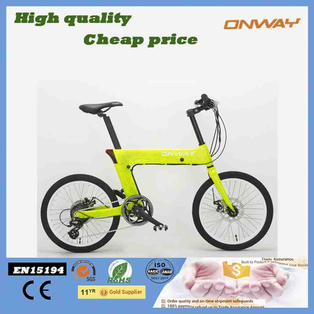 Cheap sale 20 inch folderable pocket mini electric bike for bulk sale