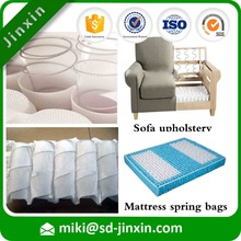 25-60gsm flame retardant non woven fabric with 5% fire retardant for furniture material , sofa upholstery mattress liners