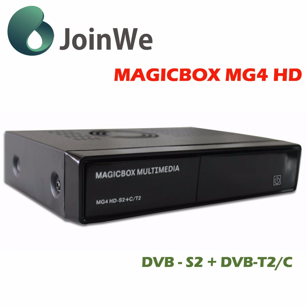 Fantastic MAGICBOX MG4 HD Triple tuner mpeg-4 hd dvb-s/s2 receiver