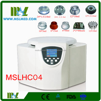 Hospital&Laboratory High-Speed Centrifuge/Centrifuge Machine Price MSLHC04-4