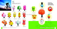 2014 cute bicycle bell cartoon horn