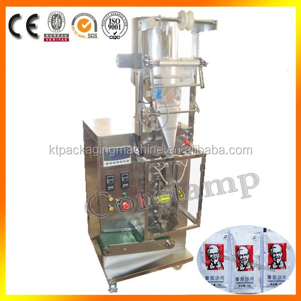 Factory Price Automatic Pouch Tomato Sauce Packing Machine