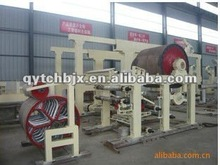 China made(capacity:1t/d), 787 Type Toilet Paper Roll Making machine,small recycling machine