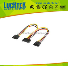 Y type Power supply SATA cable