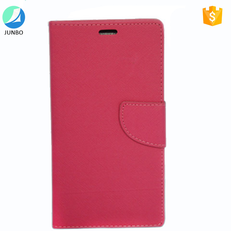 Promotional mobile accessories leather wallet fancy cell phone case for zte z970