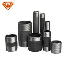 malleable iron pipe fittings gi nipple