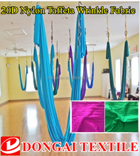 Wholesale 20D Nylon Taffeta Wrinkle Fabric/20DCrinkle Nylon Taffeta Fabric/20D Nylon Crepe Taffeta