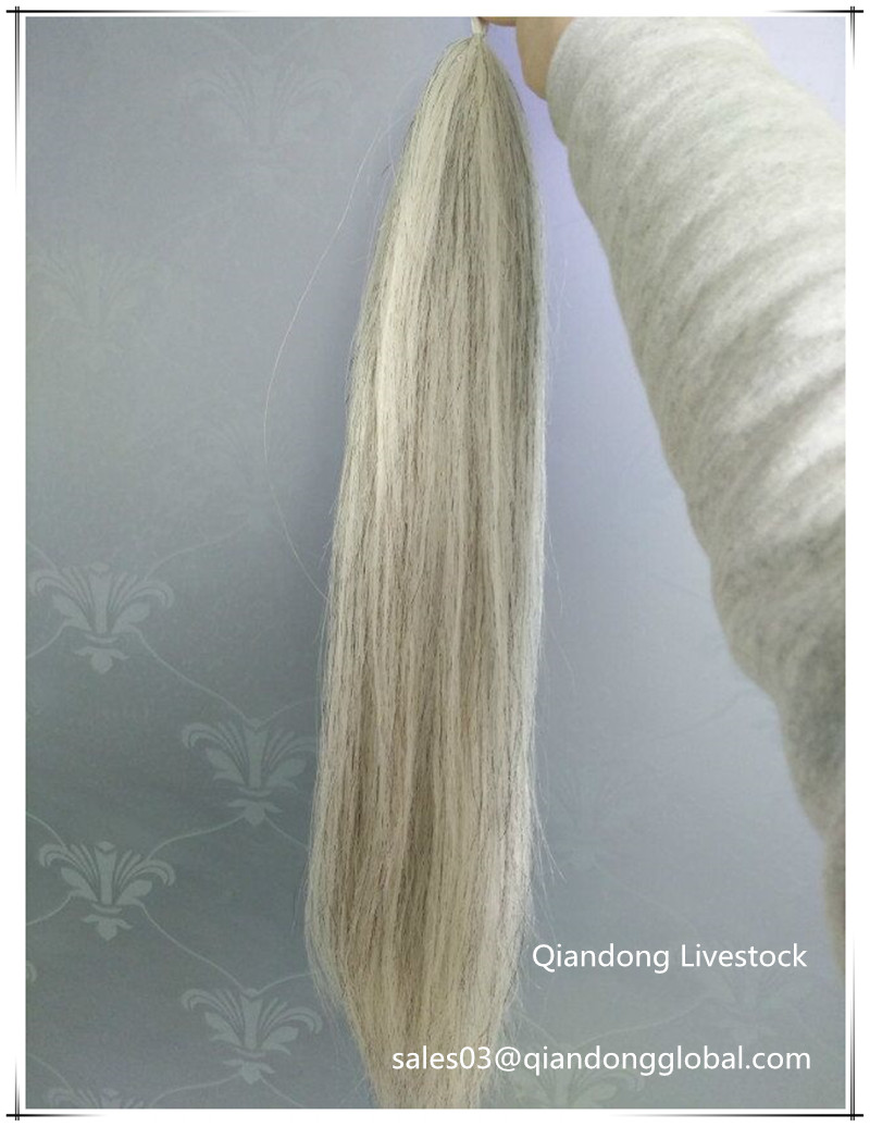 Hot Selling Single Thickness of False Horse Tail Extensions Fake Tails