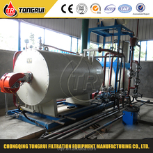Hot selling machine motor oil distillation refinery