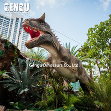 Outdoor Amusement Attractions for Dinosaur Park