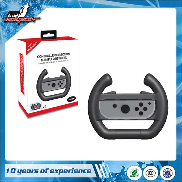 High Quality New Replacement For Nintendo Switch Controller Steering Wheel
