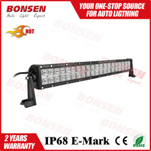Wholesale cars accessoires 50inch dual row 3W Crees LED offroad Light bar spot light headlight waterproof IP67 4x4 light bar
