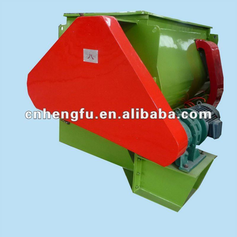 Good quality industrial horizontal mixer