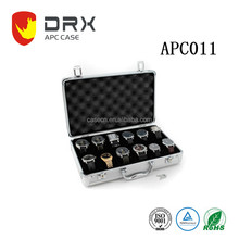 High Quality Watch Collector Box Aluminum Tool Case