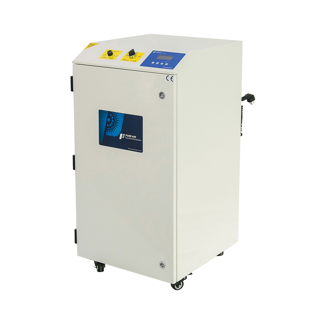 2018 Best Selling Pure-Air PA-500FS-IQ Air Cleaning Machine for Laser Cutting <strong>Acrylic</strong>