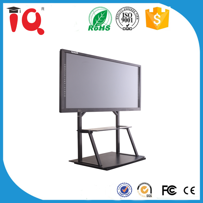 65 70 84 Inch LED LCD Interactive Touch Sreen Computer Screen Cost Smart Board China