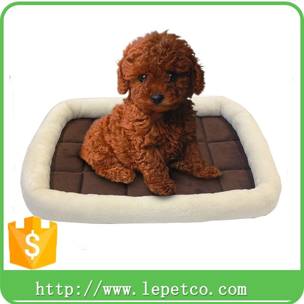 wholesale low price professional manufacture plush pp cotton dog cushion bed